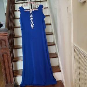 NWT CHICO'S Maxi dress size 2/medium